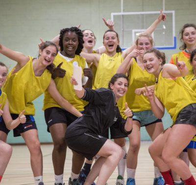 Baloncesto + Inglés - Sport and English