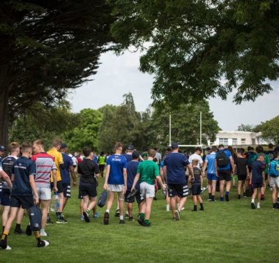 Campus de Rugby - Sport and English